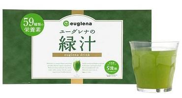 「ユーグレナの緑汁」