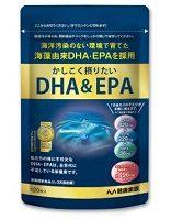 健康家族「かしこく摂りたいDHA&EPA」